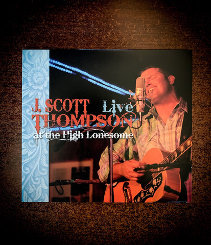 J. Scott Thompson Live