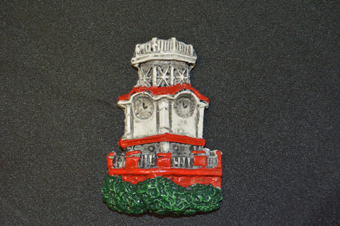 Rome City Clock Magnet