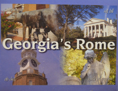 "Georgia's Rome 11"" x 16"" Jigsaw Puzzle - 200pc"