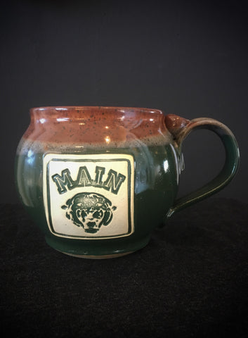 Pottery Mug Main High Panthers