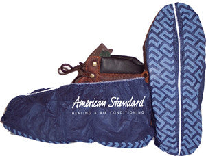 "AMERICAN STANDARD Standard Shoe Shield & Boot Covers <br /><h6 style=""text-transform:none;"">Case of 300 or 1,000</h6>"