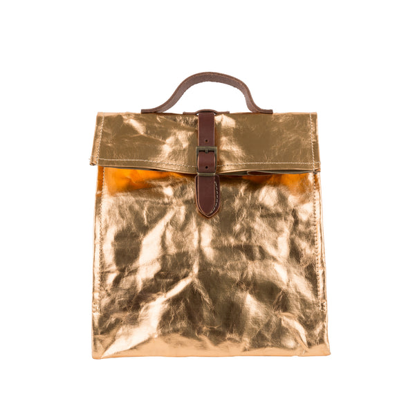 Lunch Bag Metallic