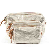 Beauty Case Metallic