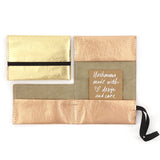 Card Holder Metallic