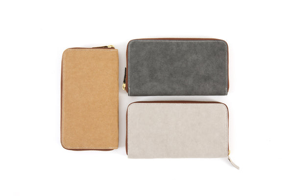 Vita Zipped Wallet