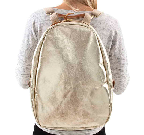 Memmo Back Pack Metallic