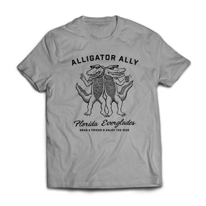 'Alligator Ally' T-Shirt
