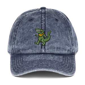 Dancing Gator Dad Hat