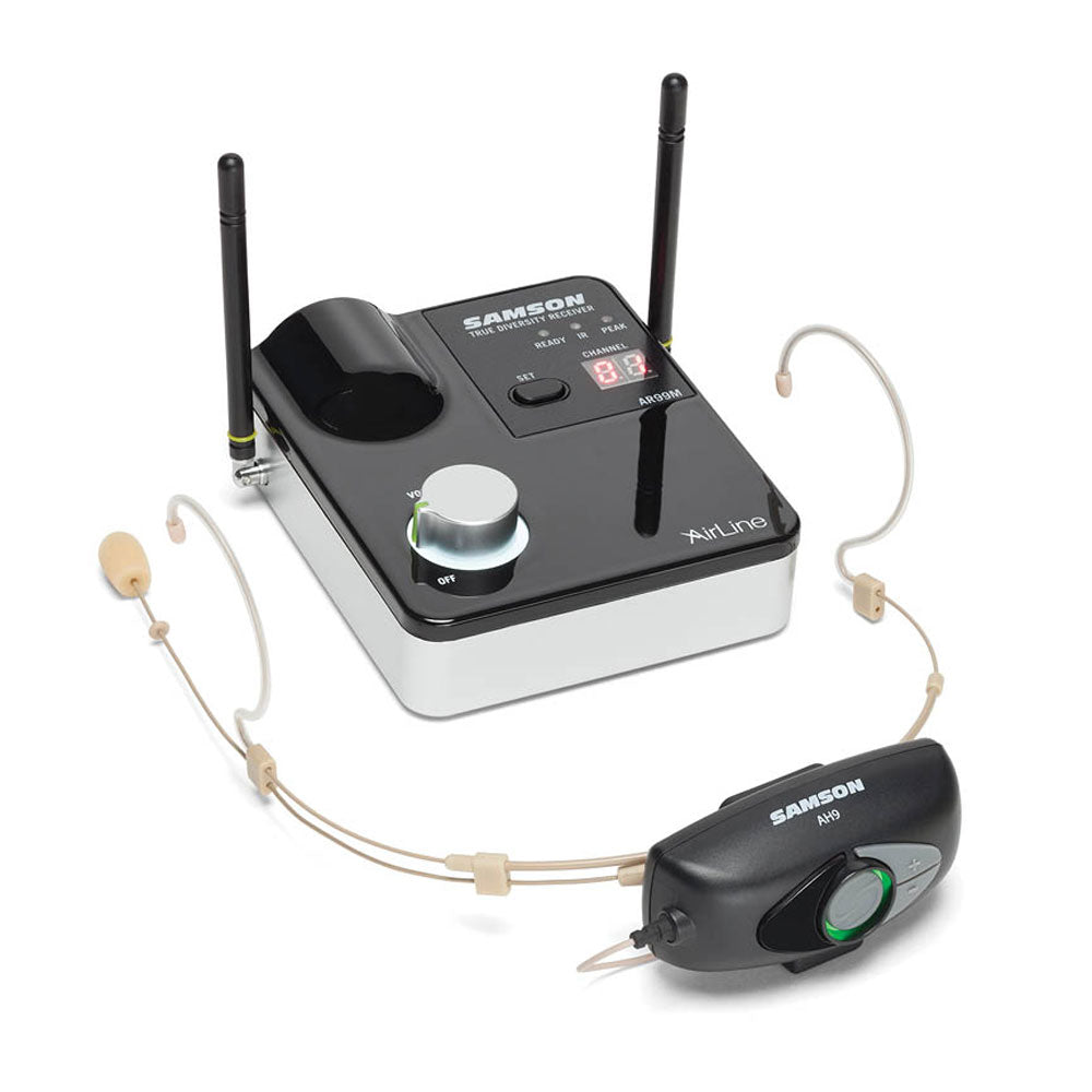 Samson AirLine 99m K-Band Wireless Headset System (HL00293978)