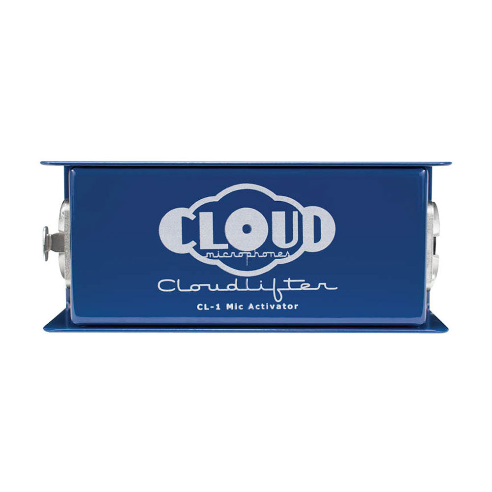 Cloudlifter CL-1 by Cloud Microphones, Up To +25dB Of Ultra-Clean Gain