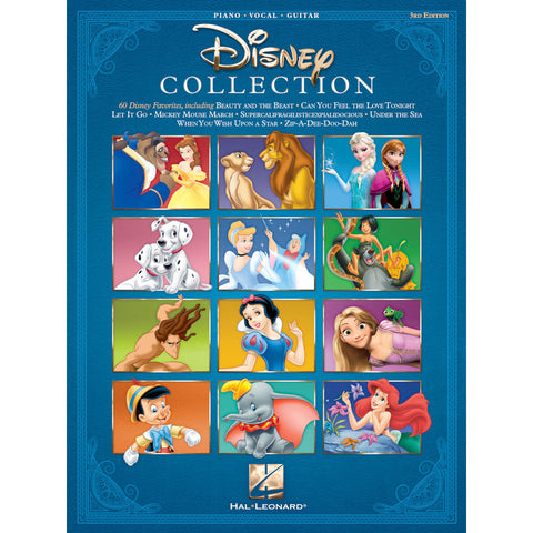 The Disney Collection (3rd Edition) - Piano, Vocals, Guitar