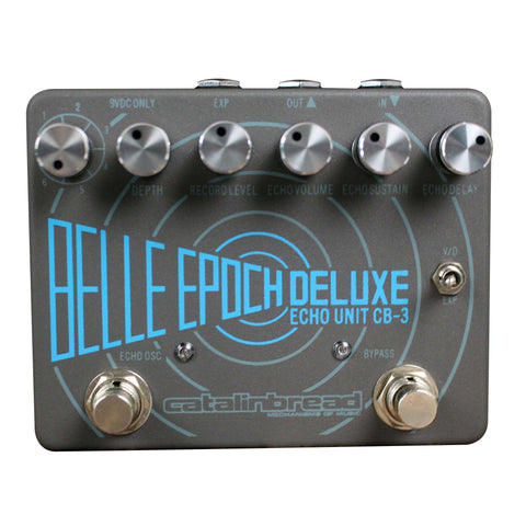 Catalinbread Belle Epoch Deluxe Tape Echo