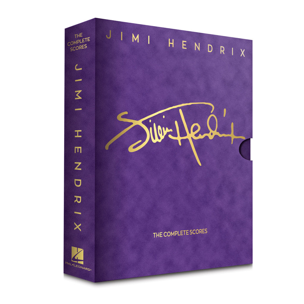 Jimi Hendrix – The Complete Scores by Hal Leonard