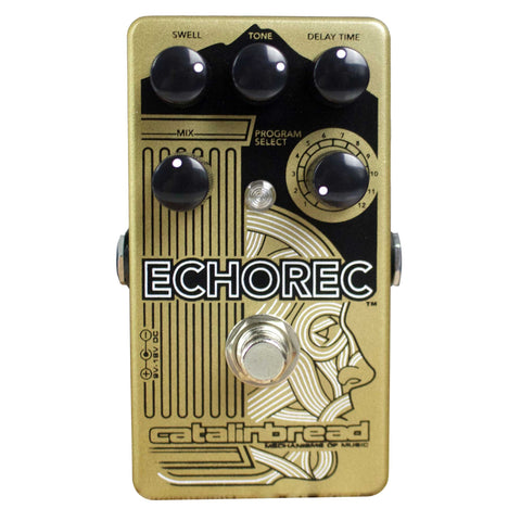 Catalinbread Echorec (Multi-head Drum Echo Emulation)