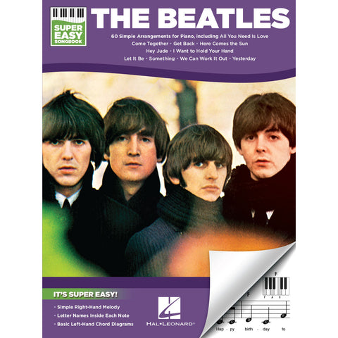 The Beatles – Super Easy Songbook