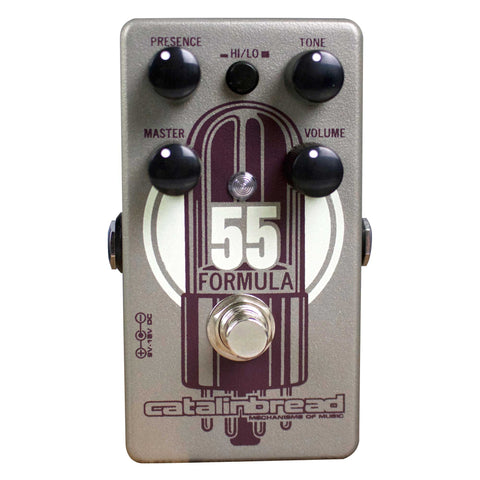 Catalinbread Formula No. 55 Next-Generation 5E3 Tweed Deluxe Emulator