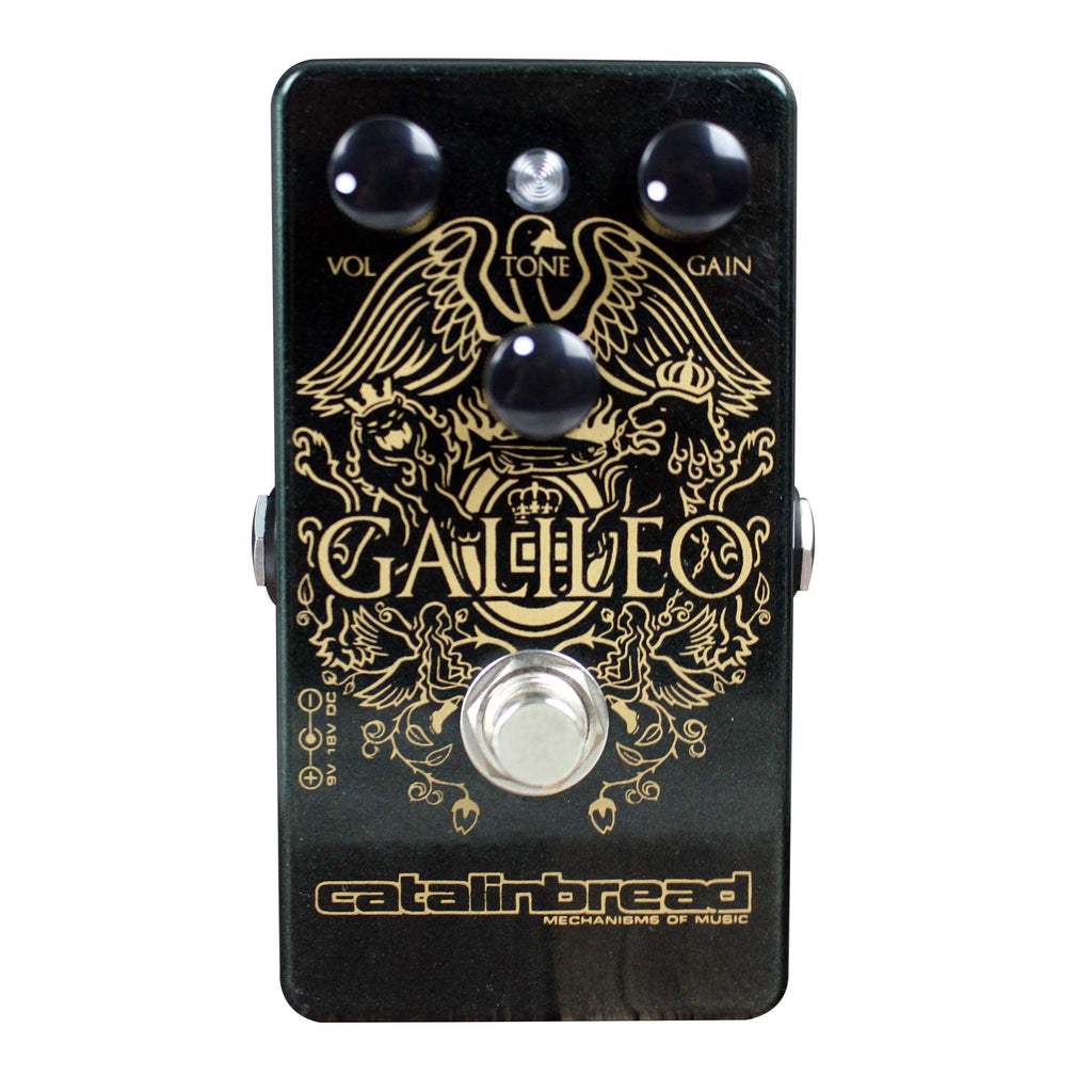 Catalinbread Galileo MKII Treble Booster & AC30 Emulator