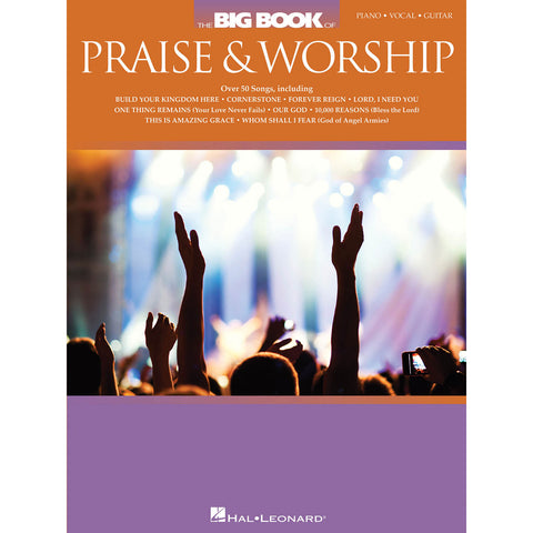 The Big Book of Praise & Worship