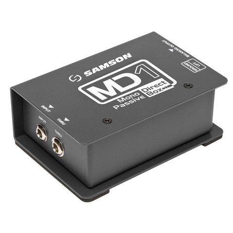 Samson Audio MD1 Mono Passive Direct Box