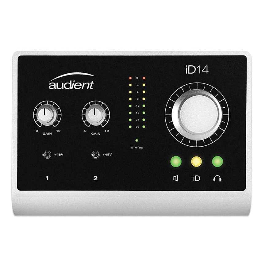 Audient iD14 - 10in / 4out High Performance Audio Interface (HL00284409)