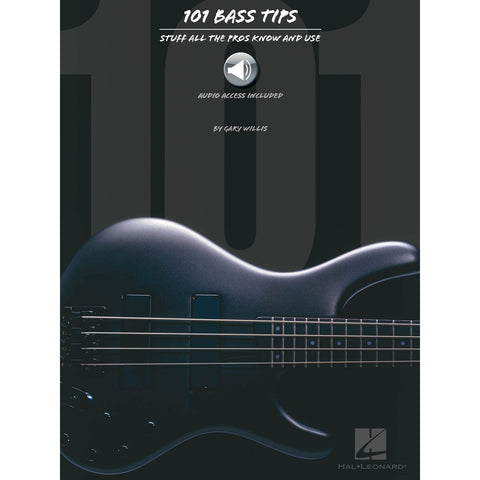 101 Bass Tips Stuff All the Pros Know and Use (HL00695542)