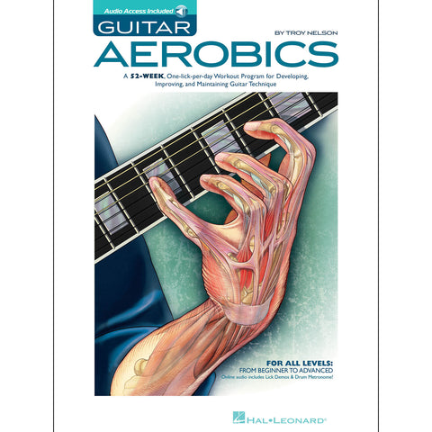 Guitar Aerobics 52-Week Workout Program Developing & Improving Technique (00695946)