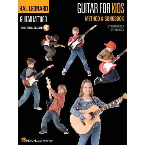 Hal Leonard Guitar for Kids Method & Songbook - By Morris & Schroedl