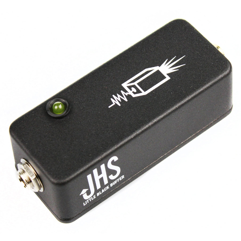 JHS Pedals Little Black Buffer - Perfect Impedance for Natural Sound
