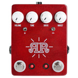 JHS Pedals Ruby Red Butch Walker Signature Multi-Capability Pedal