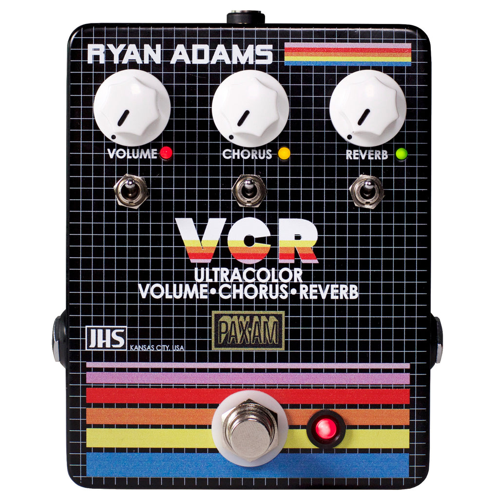 JHS Pedals Ryan Adams + PaxAm, The VCR