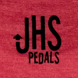 JHS Andy Timmons Signature Overdrive Pedal Red T-Shirt (Size Large)