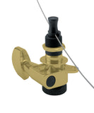 Planet Waves PWAT-6R3 6 Inline Gold Finish Auto Trim Tuning Machines