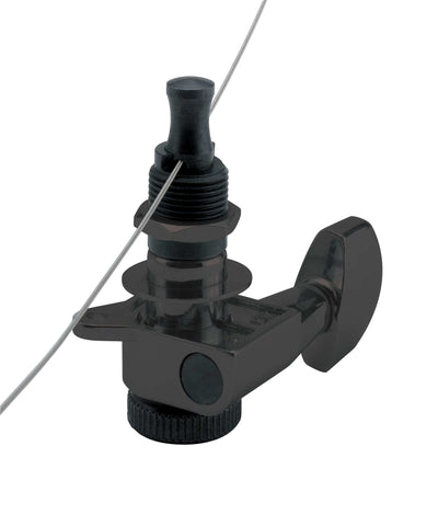Planet Waves PWAT-6R2 6 Inline Black Auto Trim Tuning Machines