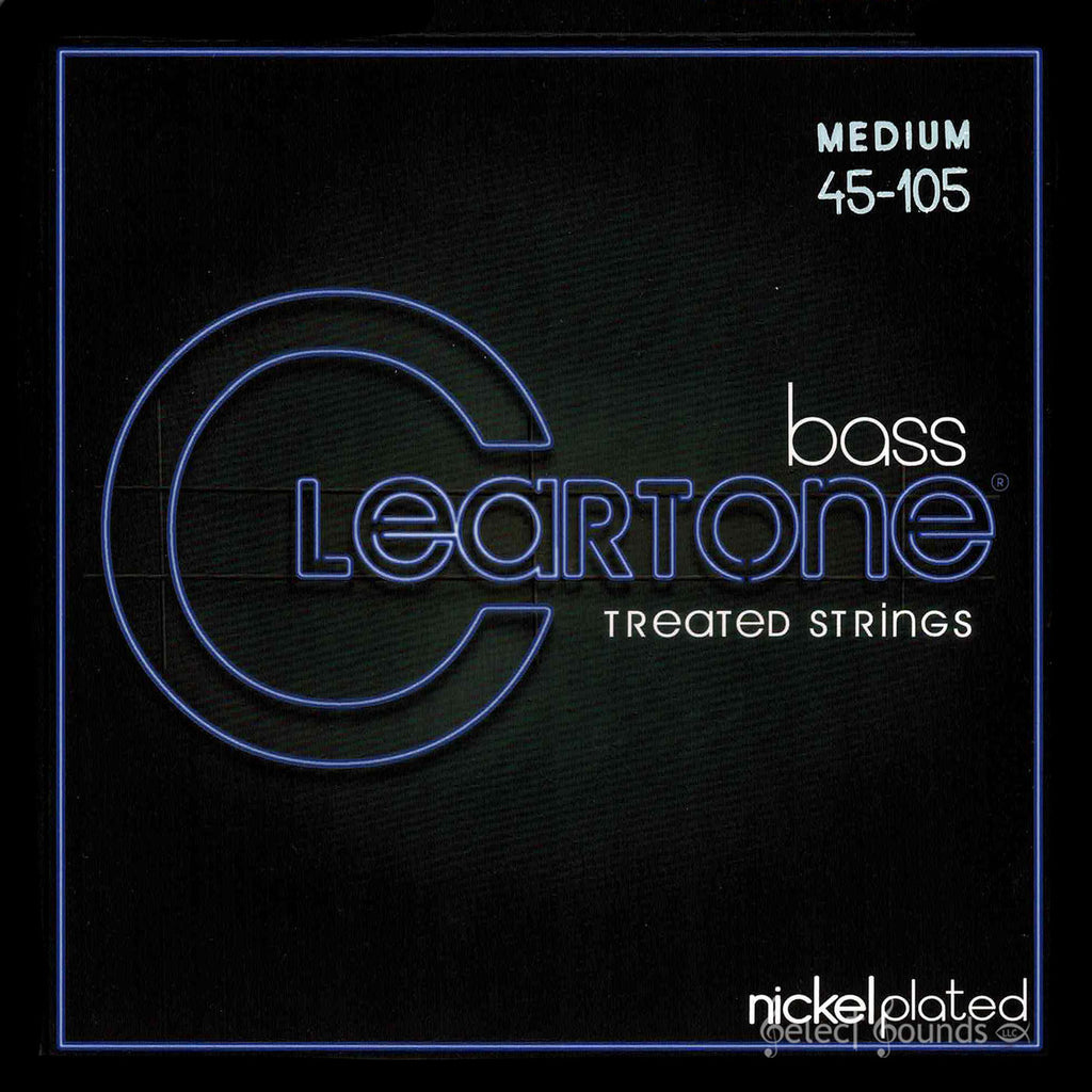 Cleartone 6445 Medium Gauge 45-105 Bass Strings