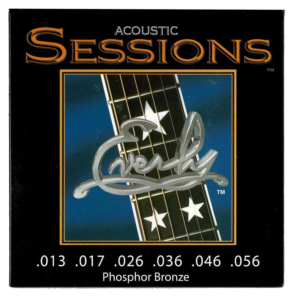 Everly 7213 Acoustic Sessions Phosphor Bronze Medium 13-56 Strings