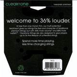 Buy 2 Get 3 Cleartone 7413 13-56 Phosphor Bronze Acoustic Strings