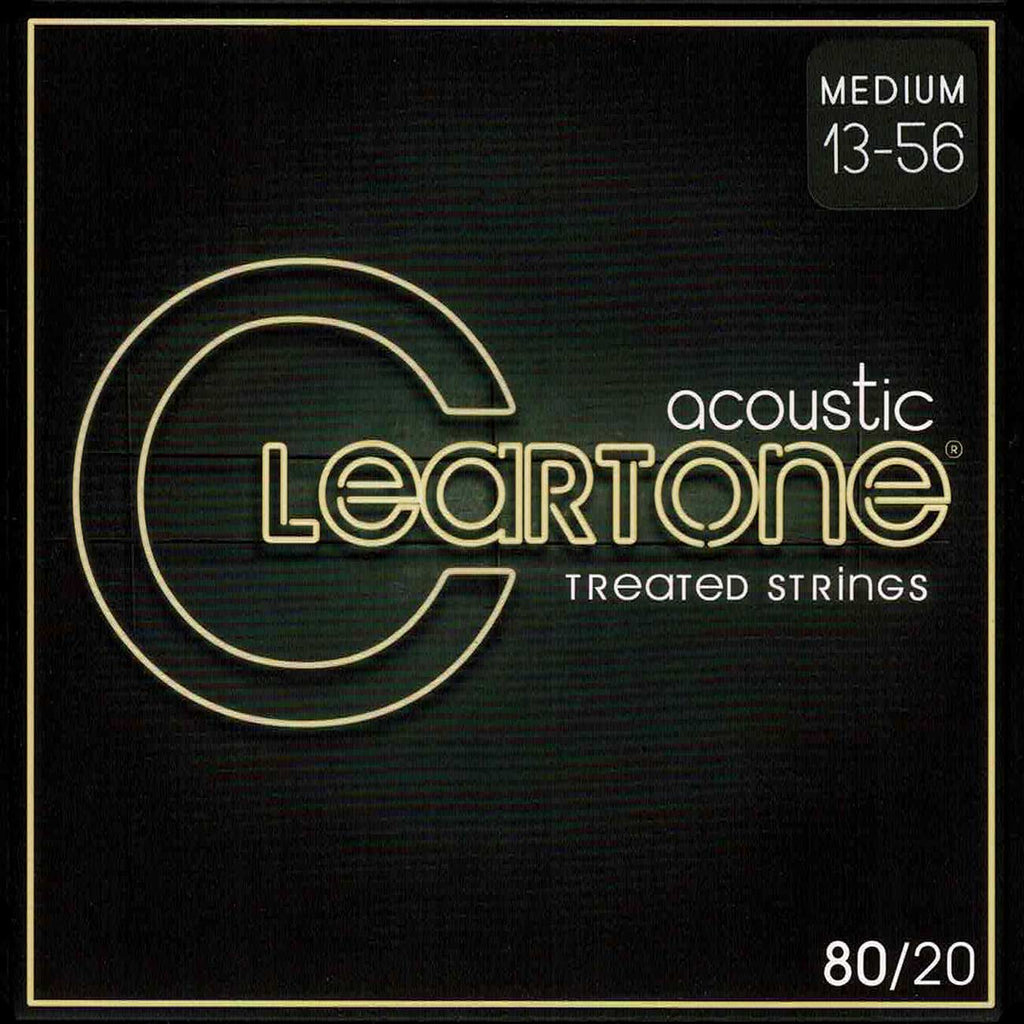 Cleartone 7613 Medium 13-56 80/20 Bronze Acoustic Strings