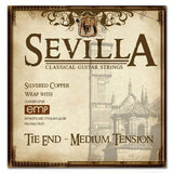 Buy 2 Get 3 Cleartone Sevilla 8440 TIE End Medium Tension Classical Strings