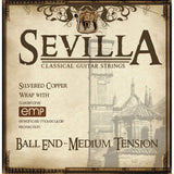 Buy 2 Get 1 FREE Cleartone Sevilla 8442 Classical Ball End Medium Tension Strings