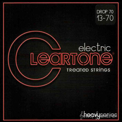 Cleartone 9470 Monster Heavy Series Drop C (70) Electric Strings