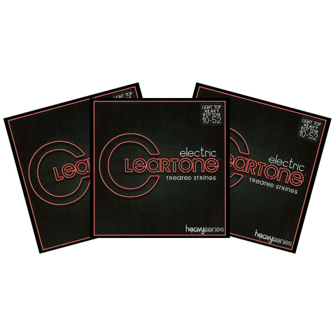 Buy 2 Get 1 FREE Cleartone 9520 10-52 Dave Mustaine Signature Monster Strings