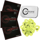 Cleartone 9520 3 Pack With Collectors Tin & 50 Everly Star Picks