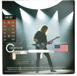 Cleartone DML9520 Heavy Series Dave Mustaine 10-52 Electric Strings