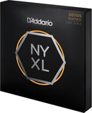D'Addario NYXL50105 Long Scale Medium 50-105 Bass Strings