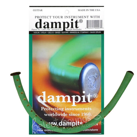 Dampit Original Acoustic Guitar Humidifier (DH-Guitar)