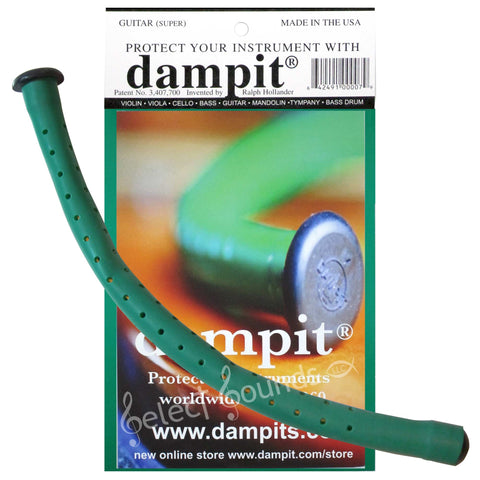 Dampit Super Acoustic Guitar Humidifier (DH-SuperGtr)