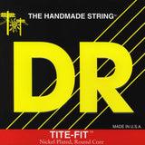 3 Sets DR Strings TF8-10 Tite-Fit 8-String Medium 10-75 Electric Guitar Strings