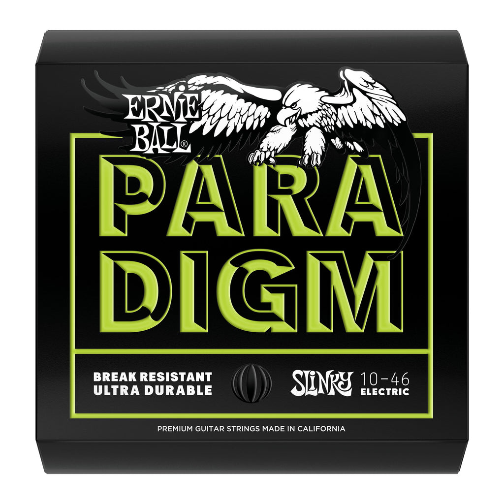 Ernie Ball Regular Slinky Paradigm 10-46 Electric Strings