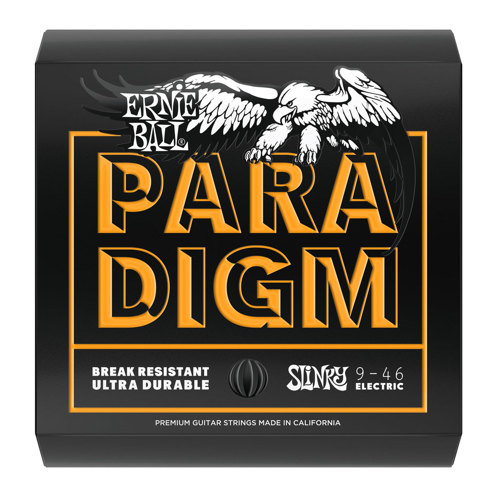Ernie Ball 2022 Hybrid Slinky Paradigm 9-46 Electric Guitar Strings