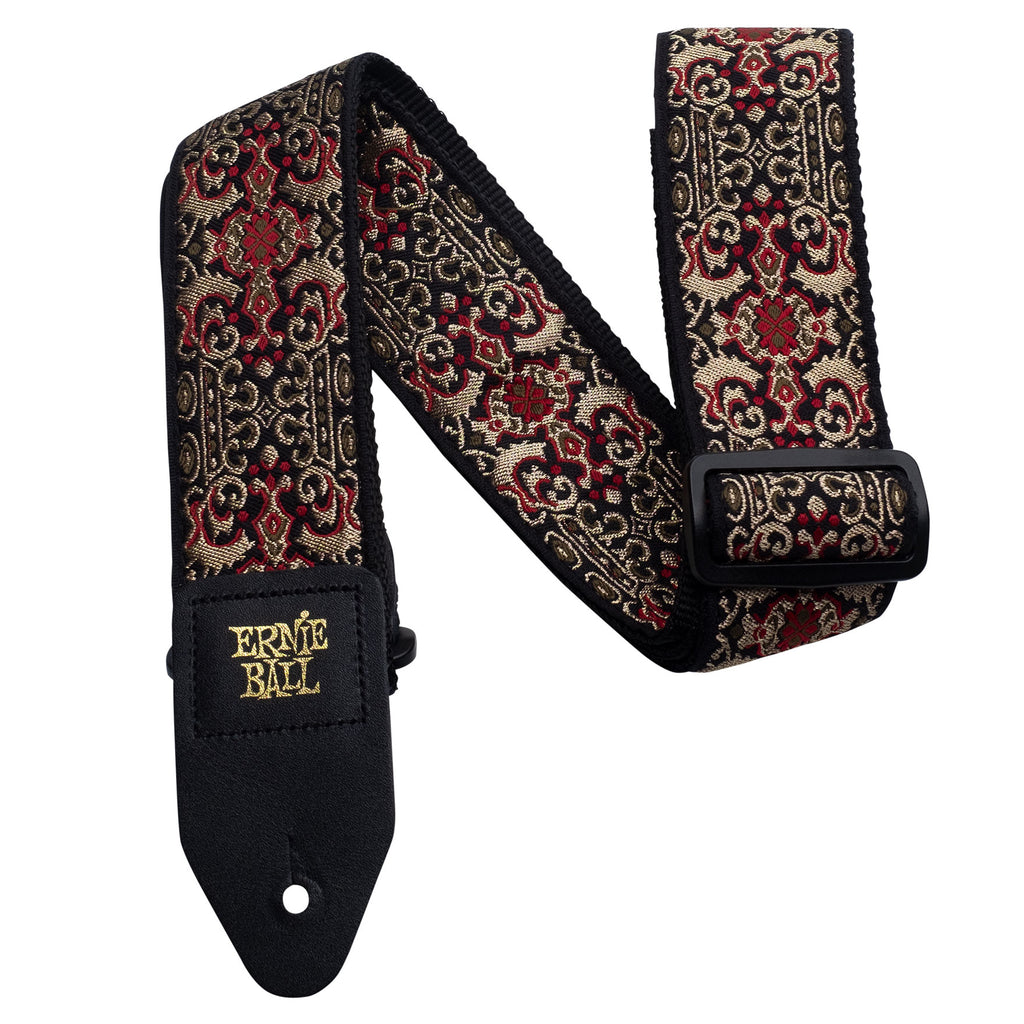 Ernie Ball 4167 Persian Gold Jacquard Guitar Strap